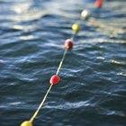 Cómo calcular la línea de flotación de las boyas