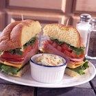 Acerca de cuántas calorías tienen 2 onzas de jamón procesado