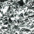 Actividades para niños con papel aluminio