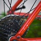 Cómo cambiar el piñón de una bicicleta