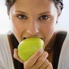Síntomas de la alergia a la manzana