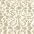 Cómo endurecer o almidonar artículos en crochet