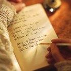 Cómo escribir un poema concreto