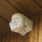 ¿Cómo funciona una alarma de sensor infrarrojo?