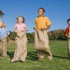 Actividades para el día del deporte en escuelas primarias