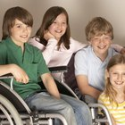Actividades de arte para niños discapacitados
