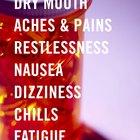 Efectos secundarios de la bebida energética 5 Hour Energy