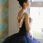 Cómo mejorar la rotación de las piernas en ballet
