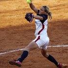 ¿Cuáles son los diferentes tipos de lanzamientos rápidos en el softbol?