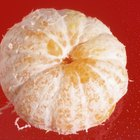 Dolor en la vesícula y naranjas