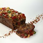 How to Glaze a Fruitcake