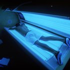 Tan at a Tanning Salon