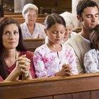 Actividades religiosas en familia