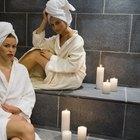 Cómo proteger tu cabello en un sauna seco