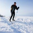 Me duelen las rodillas después de esquiar