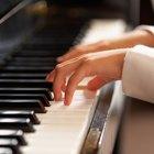 Cómo saber si el teclado de un piano es de marfil