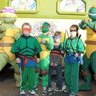 Make a Ninja Turtle Costume for Cheap