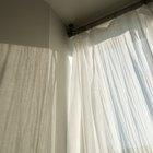 Las mejores telas para coser cortinas