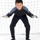 Cómo hacer tus propios guantes de arquero