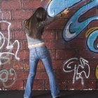 Los 20 mejores graffitis románticos