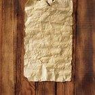 ¿Qué es el papel pergamino?