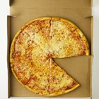 Las calorías en una porción de Pizza Little Caesars