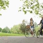 ¿Cuántas calorías se queman andando en bicicleta media hora?