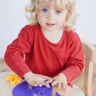 Actividades con plastilina para niños de temprana edad