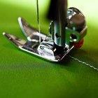 Enhebrar la máquina de coser de Kenmore