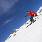 Cómo deshacerse del dolor de piernas tras esquiar