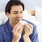 Cómo aliviar la tos seca y el dolor de garganta