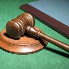Cómo escribir una carta a un juez para pedir perdón o libertad condicional