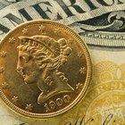Cómo limpiar monedas de cuarto de dólar