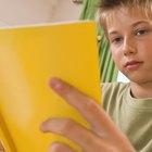 Cómo hacer un libro para niños con papel de construcción