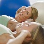 Ejercicios fáciles para las mujeres para perder rápidamente la grasa del vientre