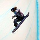 Hacer la prueba para snowboarding olímpico