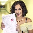 ¿Qué significa un promedio de calificaciones (GPA) de 2.4?