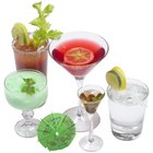 Types of Mixed Drink Glasses