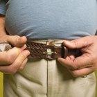 Las razones de distensión abdominal y sensación de saciedad
