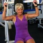 ¿Cómo crear masa muscular después de los 50?