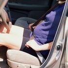 Cómo reparar un cinturón de seguridad