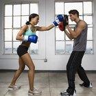 ¿Importa el tamaño del puño en una lucha?