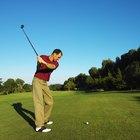 Cómo mantener el brazo izquierdo recto en el swing hacia atrás