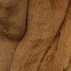 Cómo hacer manteles individuales de arpillera