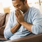 ¿Es seguro vacunarse contra la gripe con un resfriado?