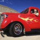 Reemplazar los rodamientos del eje trasero en camionetas Chevy