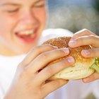 La comida rápida y obesidad infantil en Estados Unidos