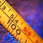 Definición de un metro lineal