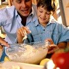 Menú saludable para niños