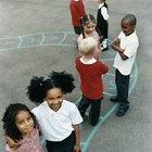 Juegos grupales de interior para chicos de primaria